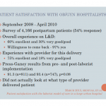 OBGYN hospitalist patient satisfaction data_001