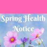 Spring Health Notice