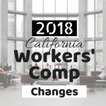Big Savings Due to New CA Workers Comp Changes