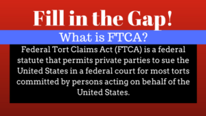 Fill in the Gap_FTCA
