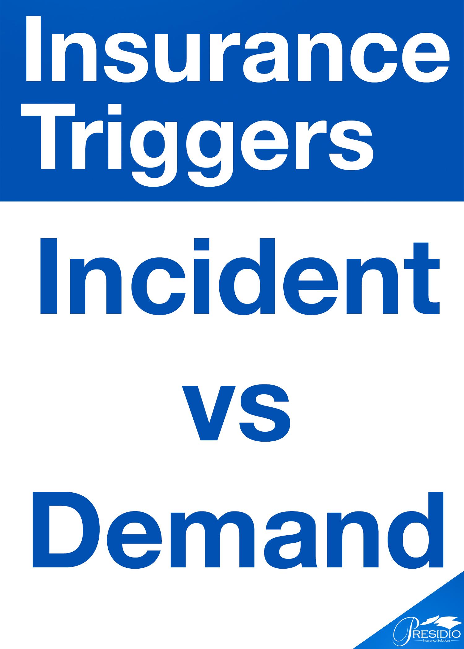 Incident vs Demand