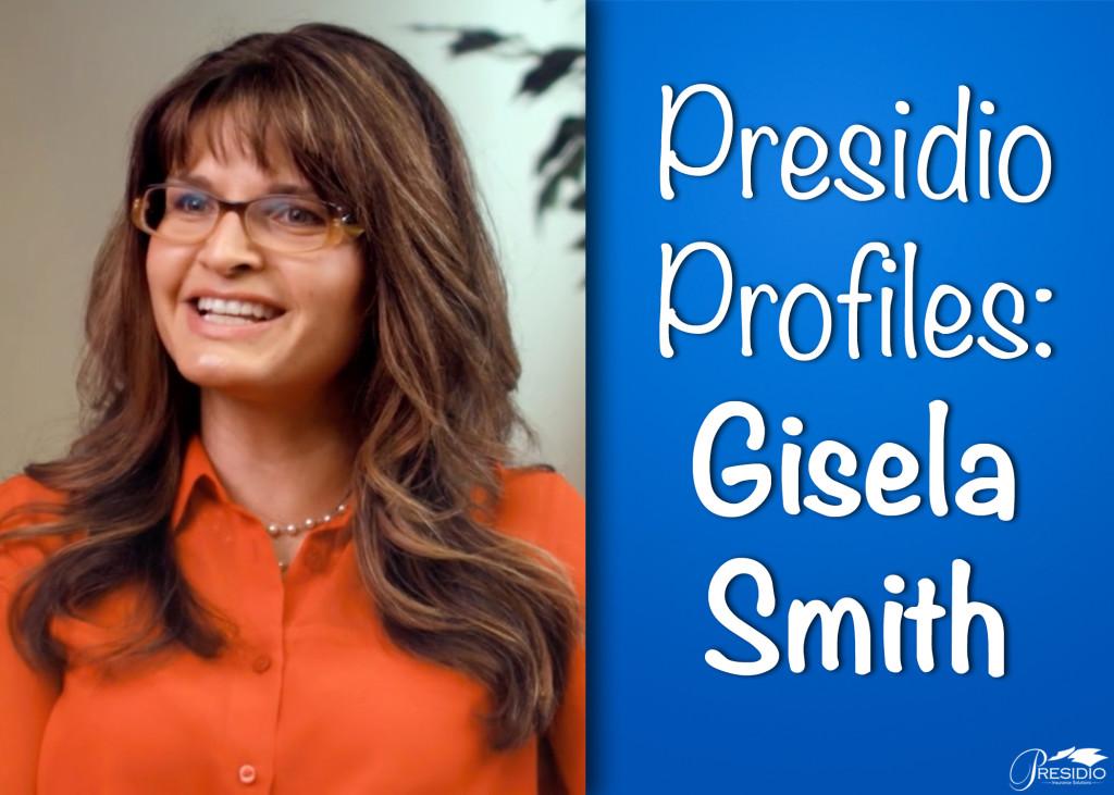 Presidio Profiles Gisela