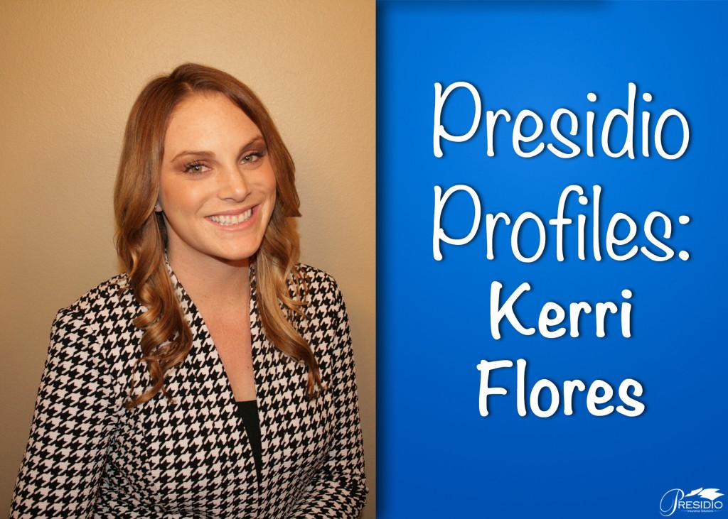 Presidio Profiles Kerri