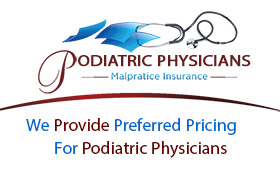 malpractice insurance coverage for podiatric physicians